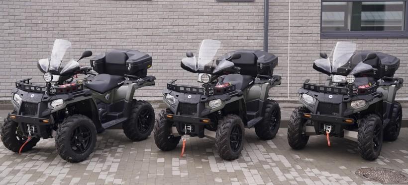 PODKARPACIE. Nowe pojazdy służbowe dla strażników granicznych! (FOTO)