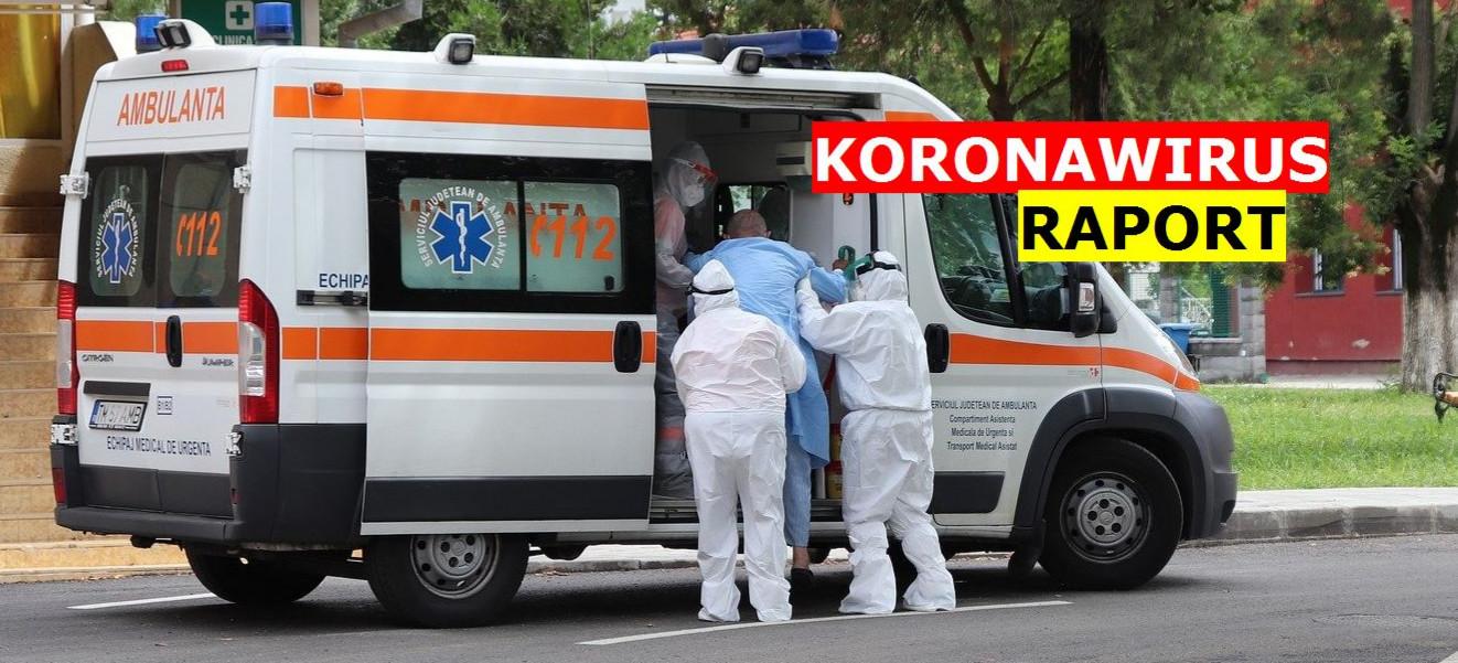 1260 nowych zakażeń koronawirusem na Podkarpaciu. RAPORT