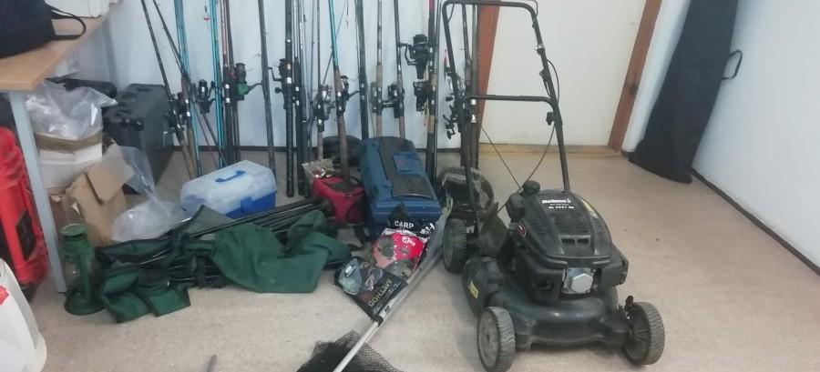 Ukradli sprzęt warty ponad 11 tysięcy złotych. Wpadli w ręce policji