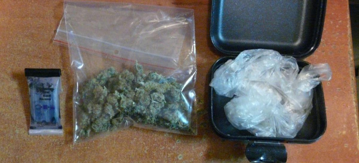 Marihuana w torebce, farmaceutyki w bagażu, a papierosy w skrytkach (ZDJĘCIA)