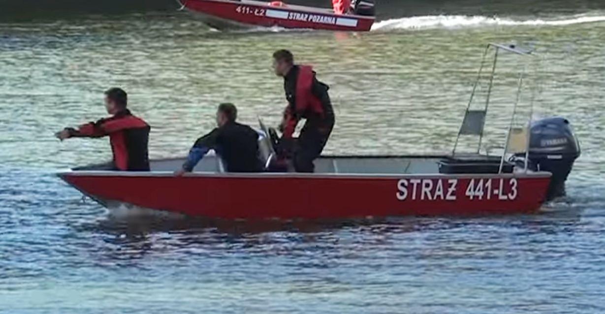 Tragedia w Jaśle. Utonął 39-letni mężczyzna i 11-letnia dziewczynka
