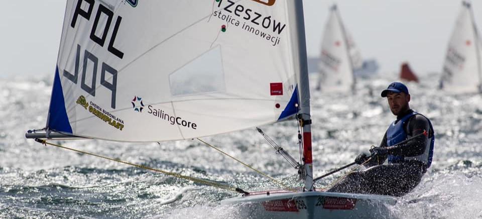 Rzeszowianin mistrzem Europy w żeglarstwie!