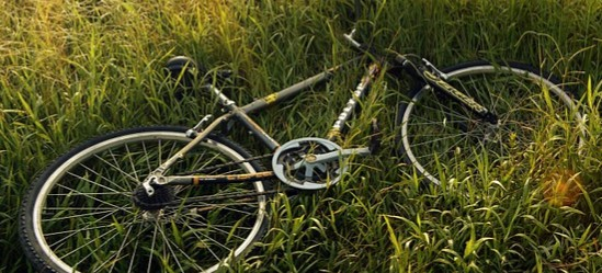 POWIAT BRZOZOWSKI:  Pijany jechał rowerem, który ukradł