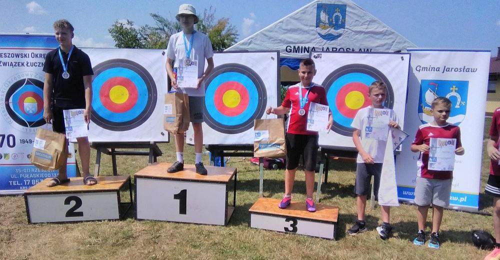4 medale łuczników z Sagit (FOTO)