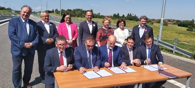 Podpisano umowę na budowę S19 Rzeszów Południe–Babica!