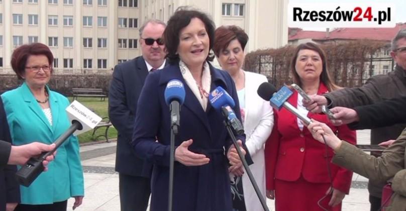 To oni powalczą o mandat europosła na Podkarpaciu (VIDEO, ZDJĘCIA)