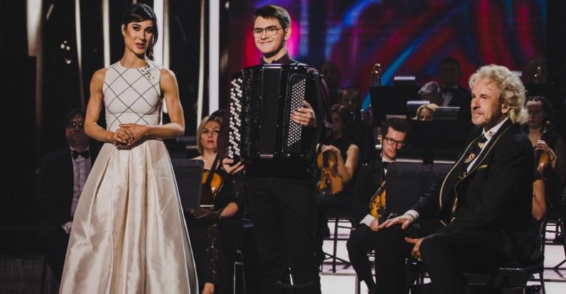 Młody muzyk z Krzywego wystąpi w finale międzynarodowego talent show!