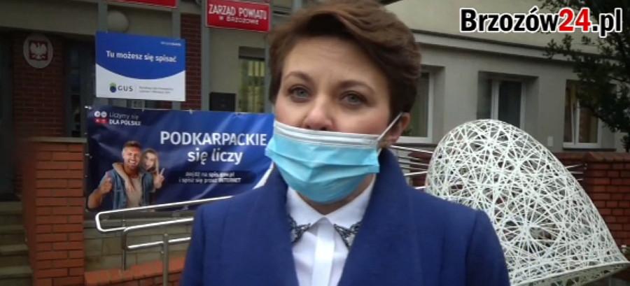 BRZOZÓW: Urząd tworzy mobilne punkty i zapewnia transport (VIDEO)
