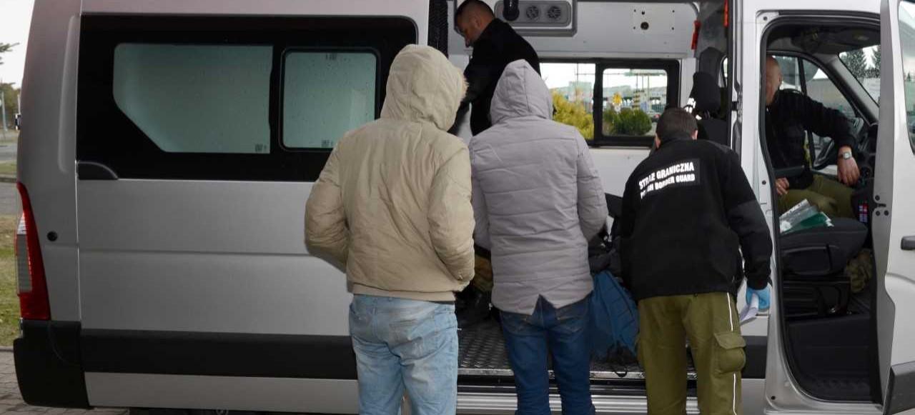 GRANICA: Nielegalni imigranci wpadli, gdy szukali noclegu