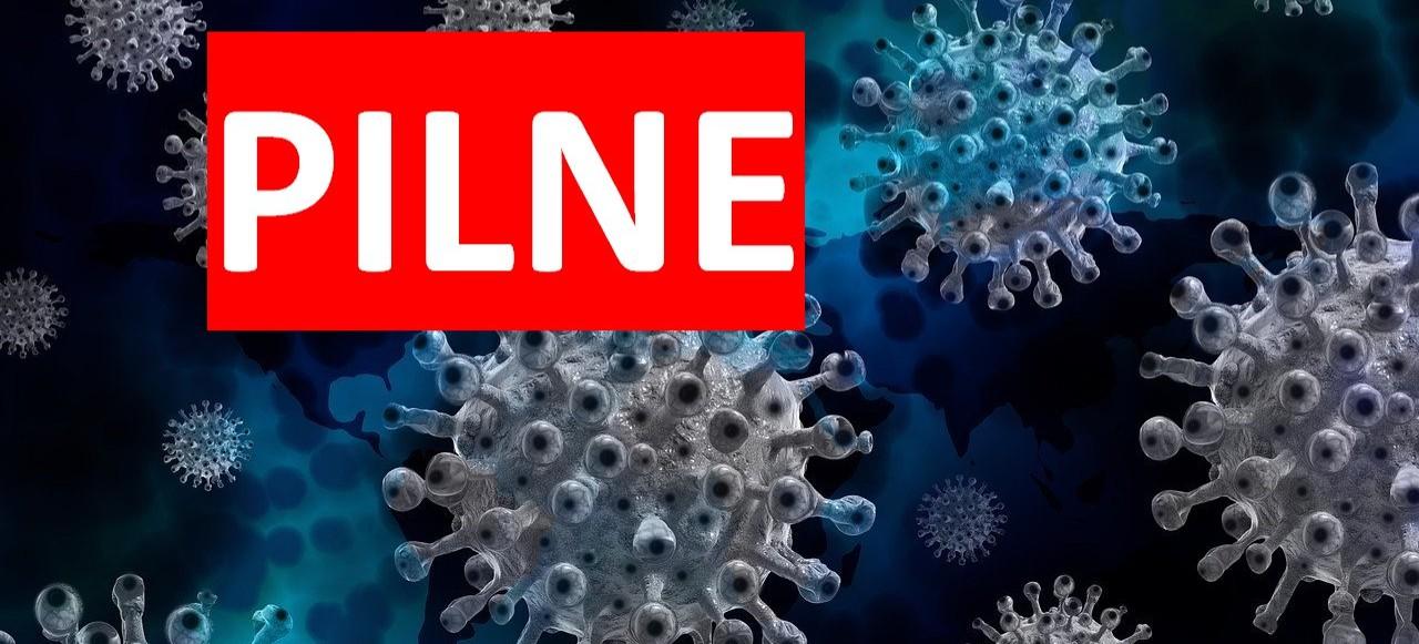21 nowych zakażeń koronawirusem na Podkarpaciu