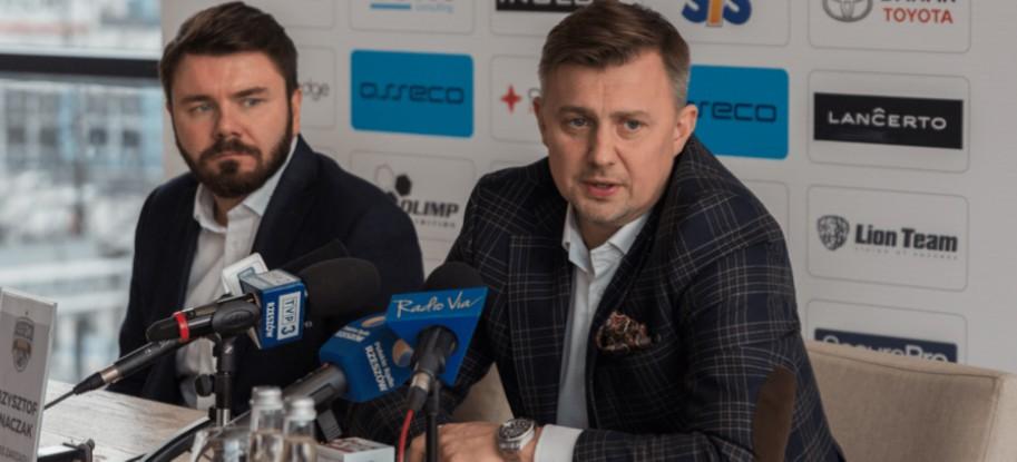 Krzysztof Ignaczak oficjalne nowym prezesem Asseco Resovii – wczoraj odbyła się jego pierwsza konferencja