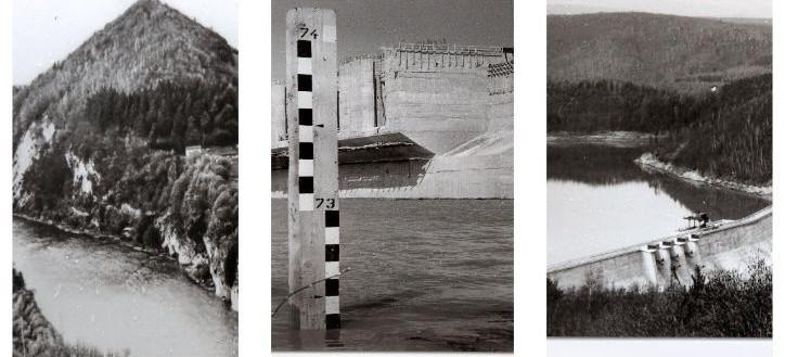 Budowa zapory w Solinie. Zobacz nigdy niepublikowane ZDJĘCIA!