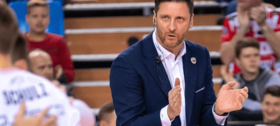 Piotr Gruszka nie jest już trenerem Asseco Resovii! (OŚWIADCZENIE KLUBU)