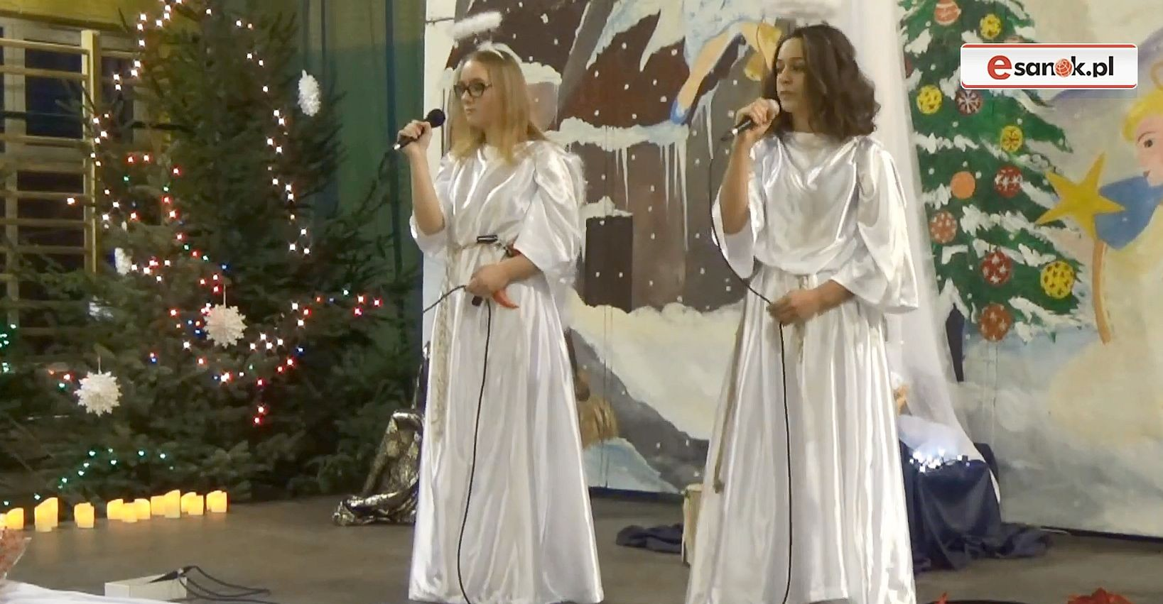 NOWOTANIEC: Magia świąt unosiła się w powietrzu (VIDEO)
