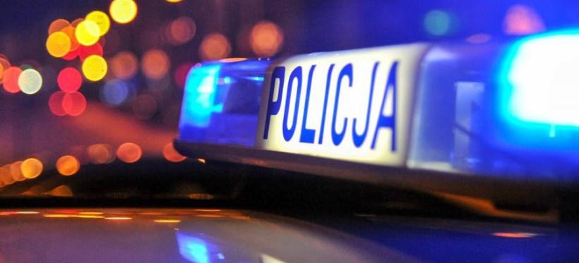 POWIAT RZESZOWSKI. Pijany kierowca uciekał przed policją