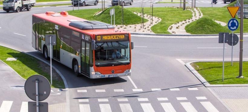 Przypominamy o zmianie rozkładu jazdy linii nr. 53