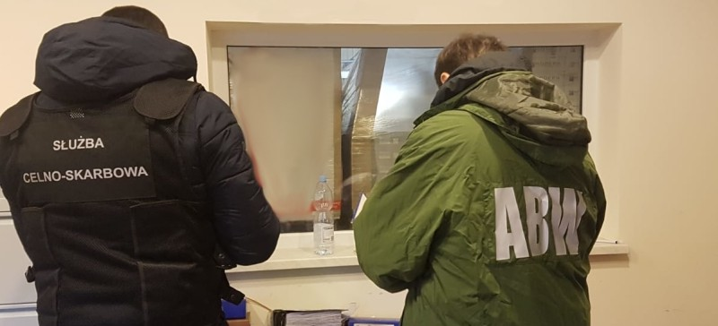 Grupa przestępcza wyłudzająca VAT rozbita. Straty na blisko 16 mln złotych! (VIDEO)