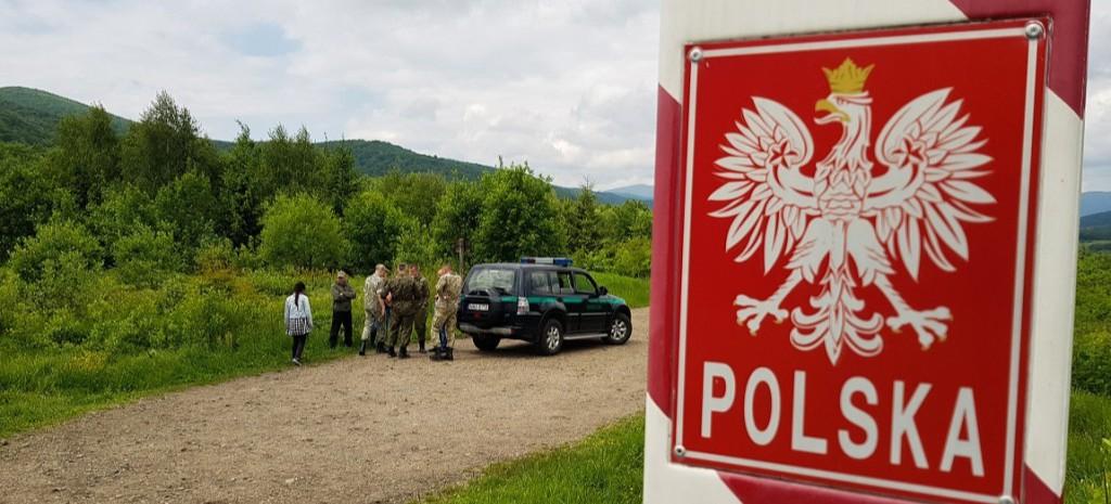 8 osób zatrzymanych na granicy (ZDJĘCIA)