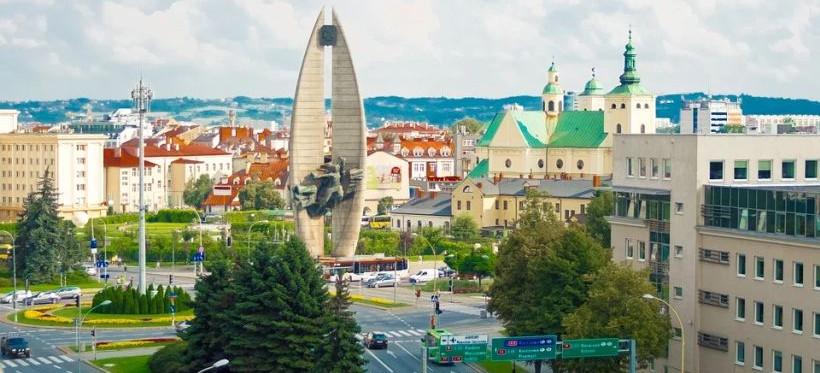 Rzeszów wysoko w Rankingu Polskich Miast Zrównoważonych