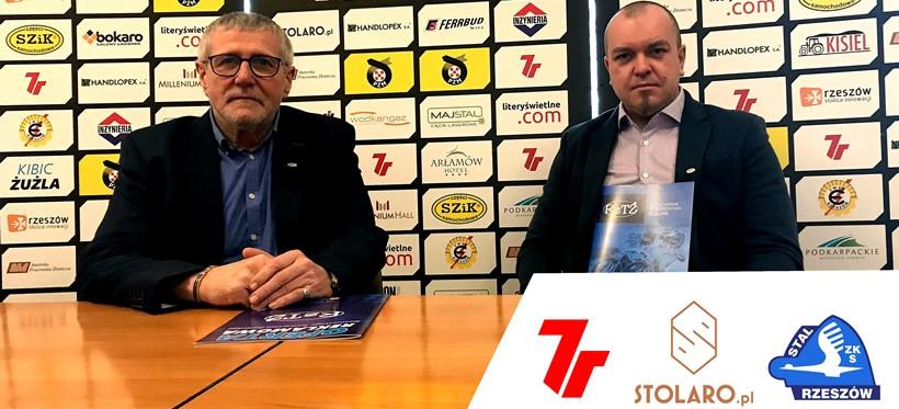 ŻUŻEL. RzTŻ wystartuje pod nazwą 7R Stolaro Stal Rzeszów!