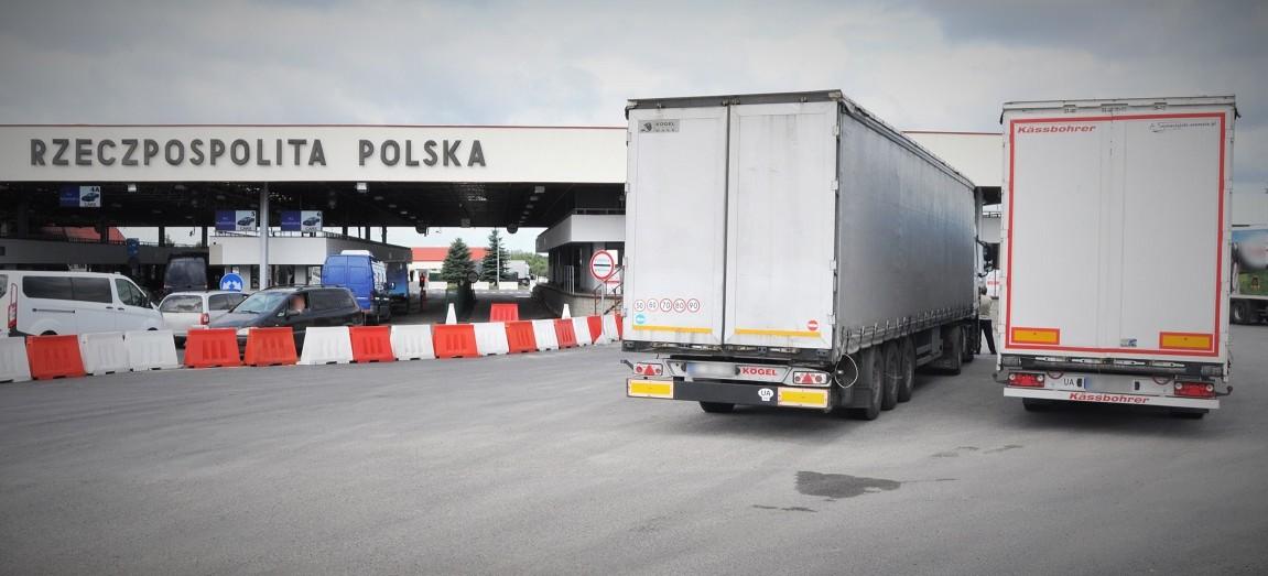 WAŻNE: Przejście graniczne w Krościenku przejezdne. Pozostałe nadal są zablokowane
