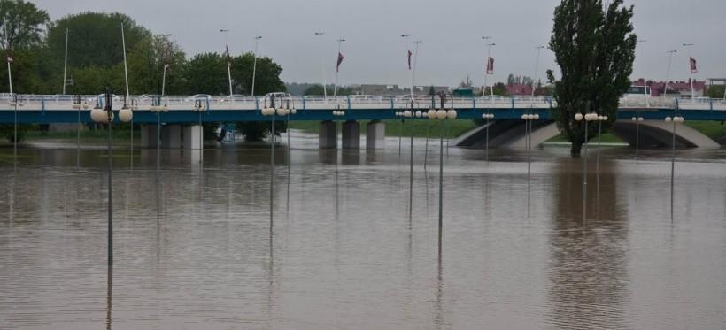 Powódź w Rzeszowie? Tak było 9 lat temu! (ZDJĘCIA)