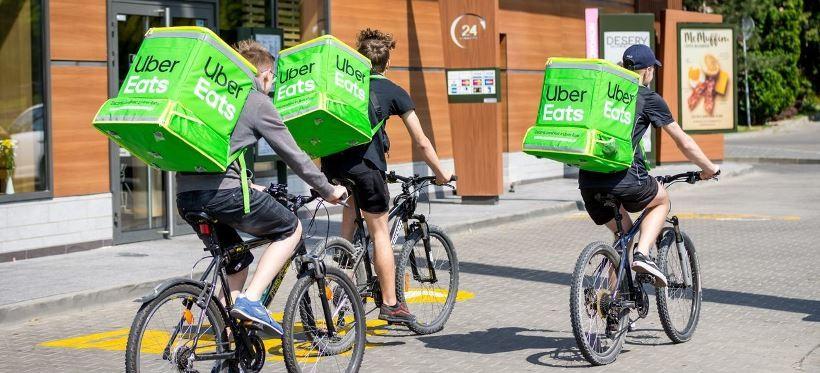 Uber Eats startuje w Rzeszowie! Dowóz jedzenia z blisko 40 restauracji i zniżki dla nowych klientów