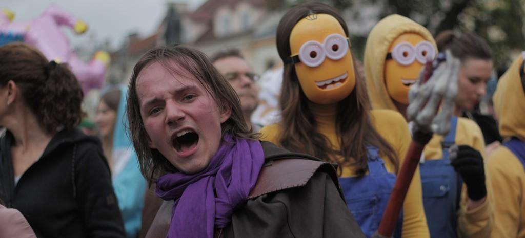 KultURalia: Tłum studentów przejął miasto! (FOTORELACJA)