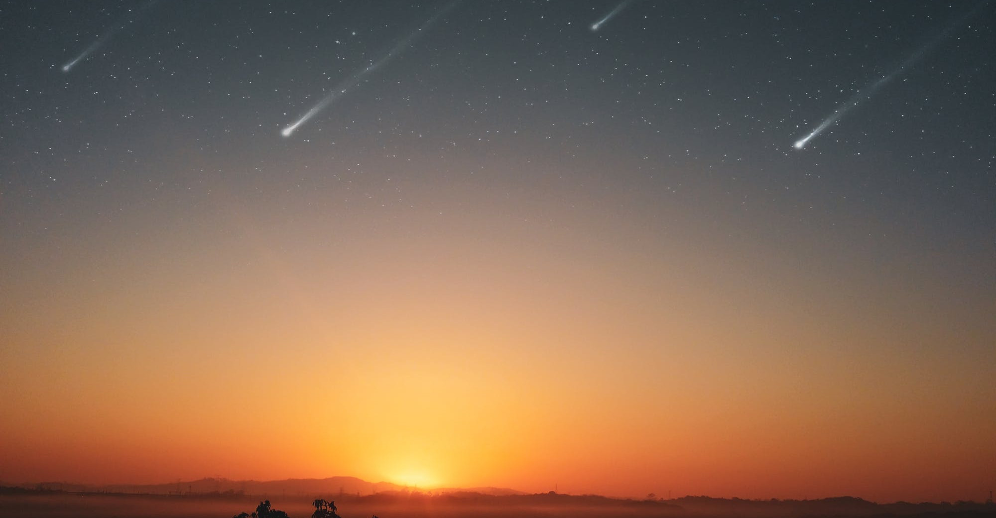 12 sierpnia – noc spadających gwiazd