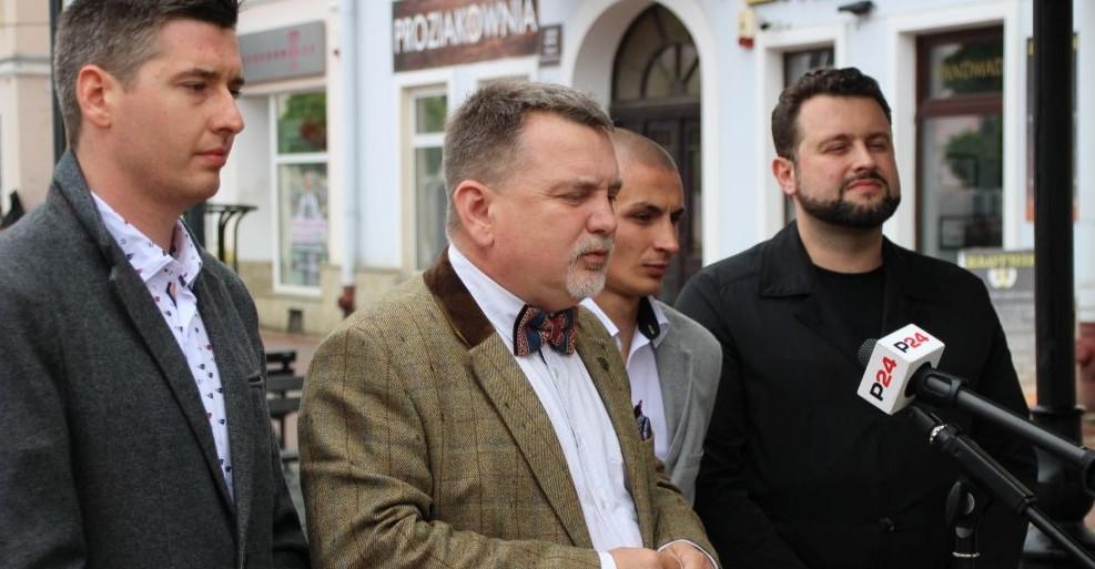 ANDRZEJ ZAPAŁOWSKI: KONFEDERACJA mobilizuje mieszkańców Podkarpacia do głosowania (VIDEO)