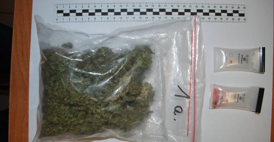 W Zarzeczu zabezpieczono blisko 100 g narkotyków