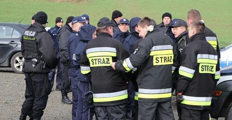 Trwają poszukiwania 24-latka. W Zahutyniu znaleziono porzucone auto (FOTO, VIDEO)