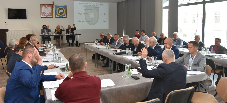 Relacja z XVI sesji zwyczajnej Rady Miejskiej (ZDJĘCIA)