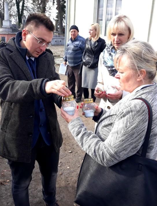 Wizyta delegacji gminy Brzozów w ukraińskim Samborze