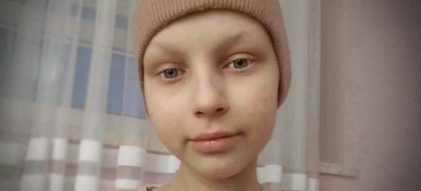 PODKARPACIE. 15-letnia Karolina zmaga się z nowotworem złośliwym. Potrzebna pomoc!