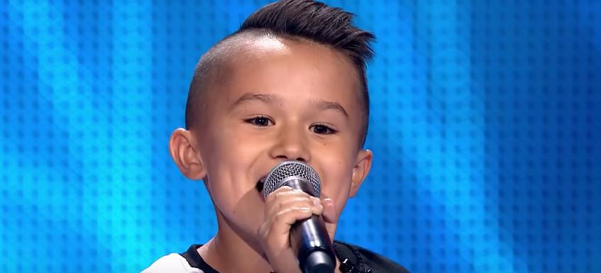 10-latek z regionu oczarował jurorów The Voice Kids! (WIDEO)