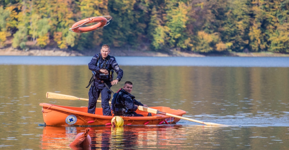 Policjanci z Leska zdeklasowali konkurencję! (FOTO)