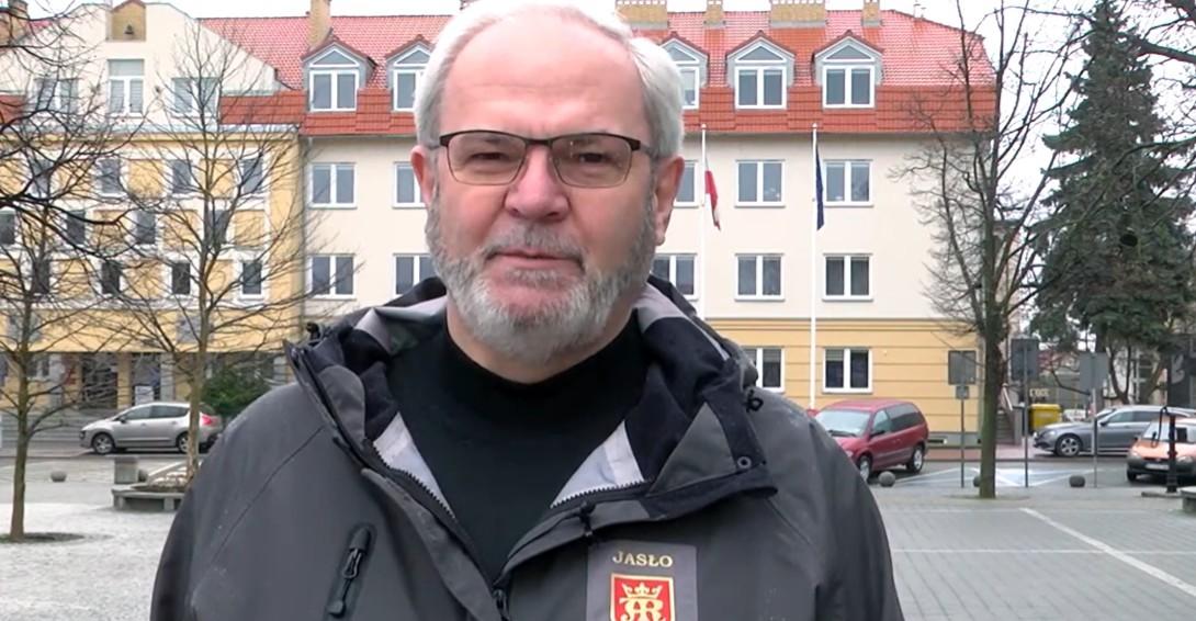 KORONAWIRUS: Burmistrz Miasta Jasła informuje (zobacz VIDEO)