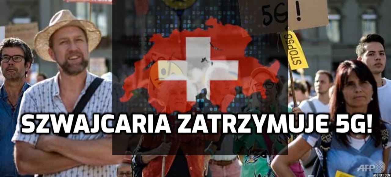 Szwajcaria zatrzymała instalację 5G. Obawy zdrowotne i brak rzetelnych pomiarów