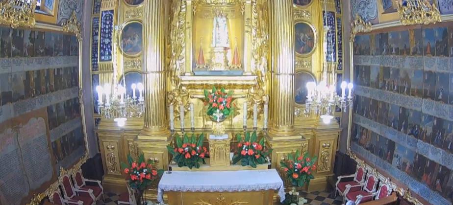 RZESZÓW. Msze święte z kościoła o. bernardynów (NA ŻYWO)