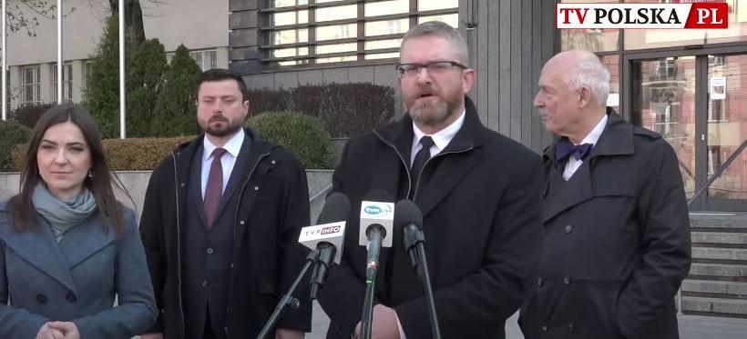 GRZEGORZ BRAUN: Dlaczego zmarł 37-letni żołnierz z Jarosławia? (VIDEO)