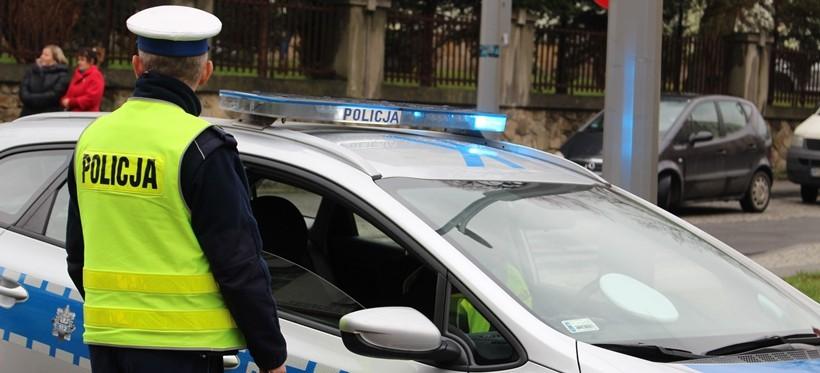 Więcej patroli policji w Sylwestra i Nowy Rok