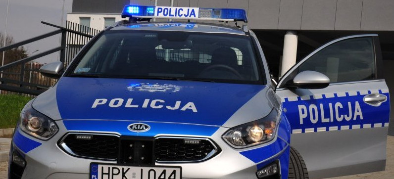 Nowy radiowóz dla jasielskich policjantów. Benzynowy silnik 1.5 T-GDI o mocy 160 KM