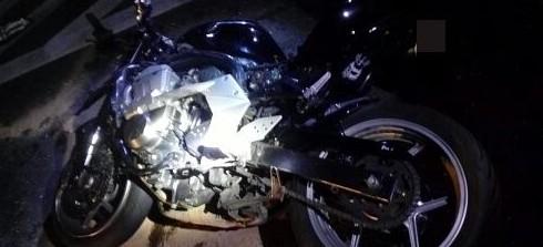 W wypadku zginął 31-letni motocyklista (ZDJĘCIA)