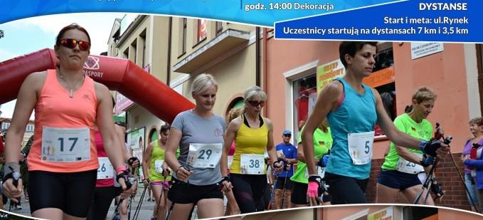 IV Międzynarodowe Mistrzostwa Bieszczad w Nordic Walking 2018