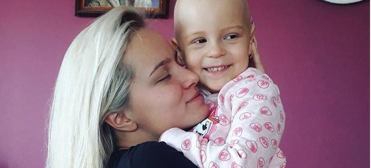Rzeszowianka odeszła z Top Model, bo jej 3-letnia siostra choruje na nowotwór (WIDEO)