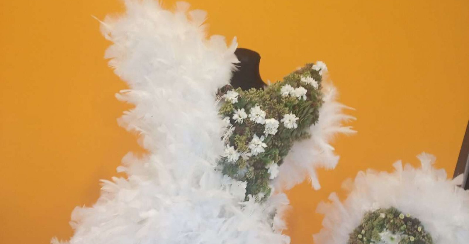 Wystawa kreacji floralnych Małgorzaty Szwagiel