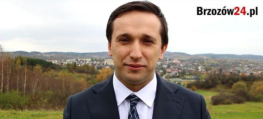 Szymon Stapiński dziękuje Mieszkańcom i prosi o poparcie w II turze  (VIDEO)
