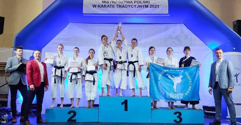 Sukces rzeszowskich karateków na Mistrzostwach Polski! (FOTO)