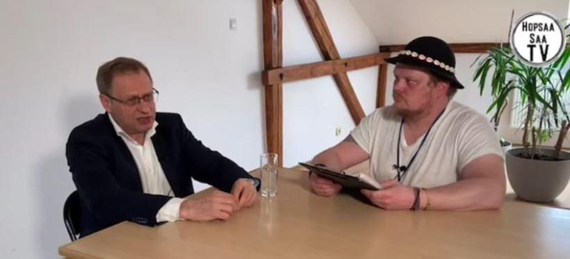 Lek. Bodnar odpowiada na pytania dotyczące amantadyny, szczepień i COVID-19 (VIDEO)